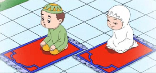 Bagaimana Agar Anak Rajin Sholat Dan Beribadah