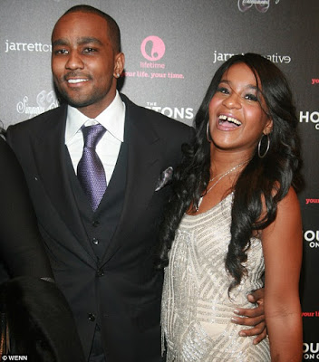 Nick Gordon Bobbi Kristina's boyfriend on suicide watch