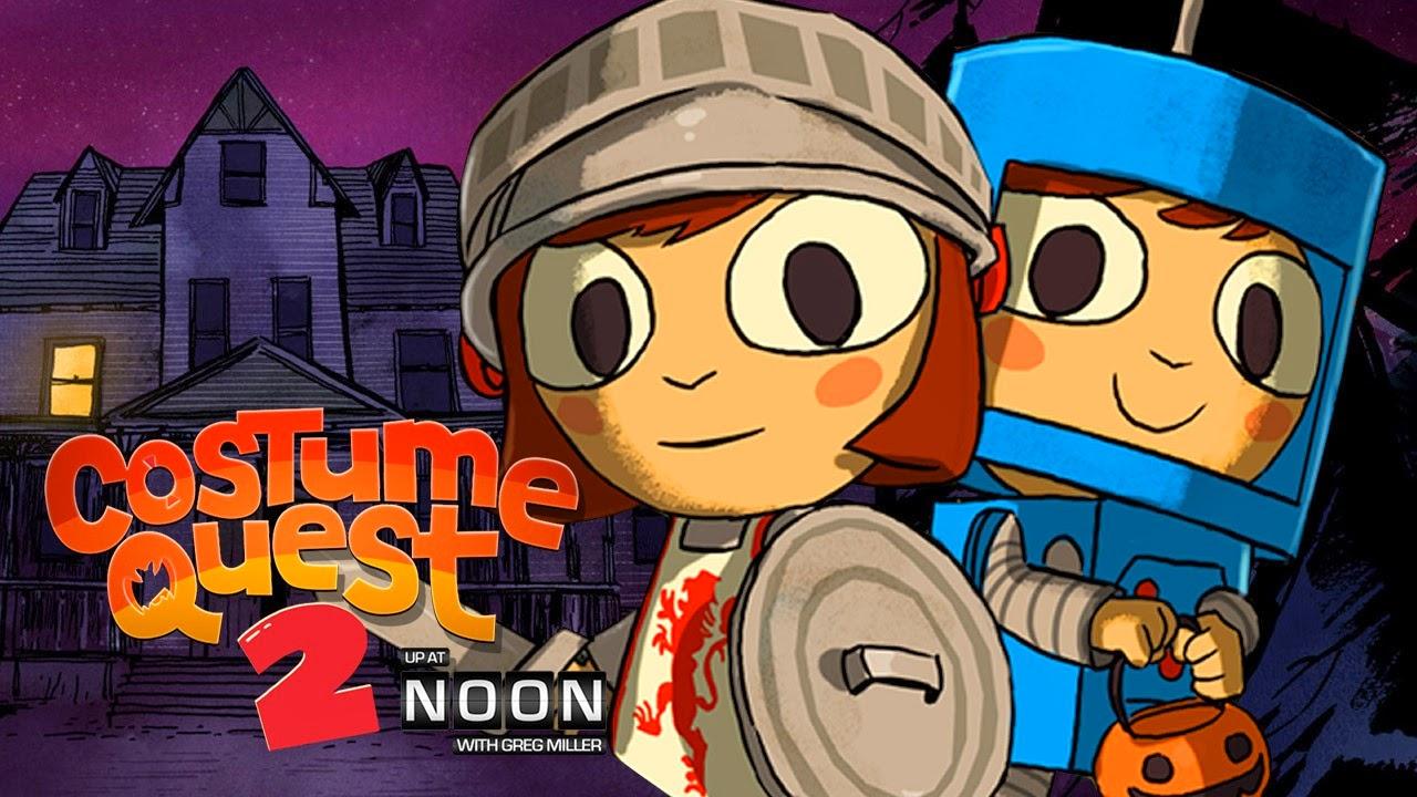 لعبة Costume Quest  2