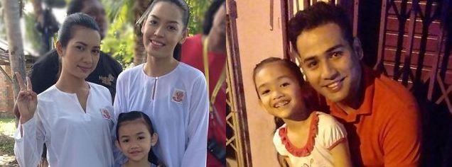 Drama Cinta Hati Abah - Samarinda TV3 | Menampilkan Zara Zya dan Nonny Nadirah