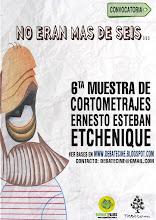 CONVOCATORIA A LA 6º MUESTRA!!!