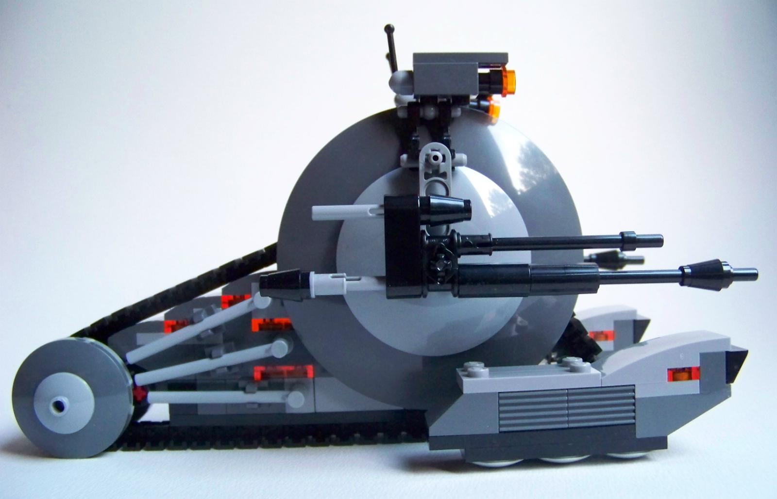 LEGO Star Wars LEGO Corporate Alliance Tank
