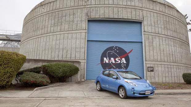 Nissan y la NASA