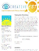 Creative CBT Newsletter