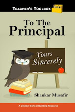 To the Principal...Yours sincerely