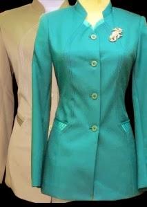 Baju Kerja Wanita Karir Model Baru Pakaian 2015