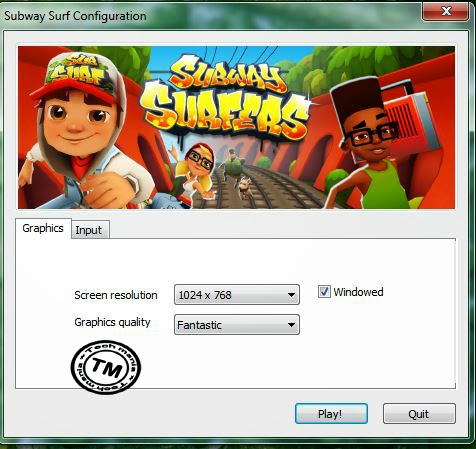Subway surfers pc