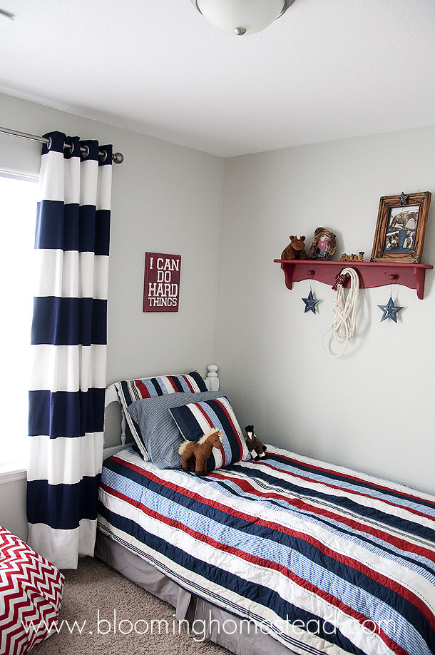 paint color for boys bedroom