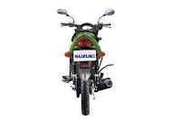 Suzuki Hayate 110