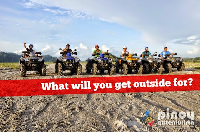 Adventure activities in the Philippines