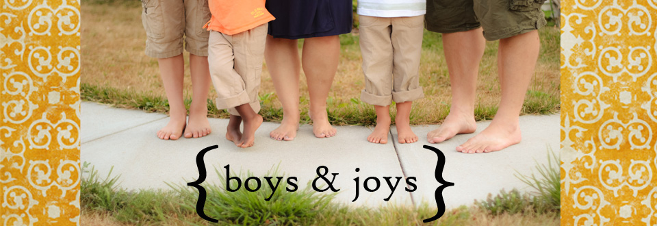 Boys and Joys