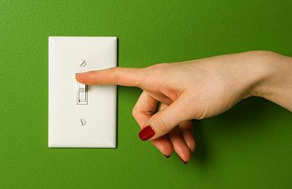 Как экономить электроэнергию своими руками
