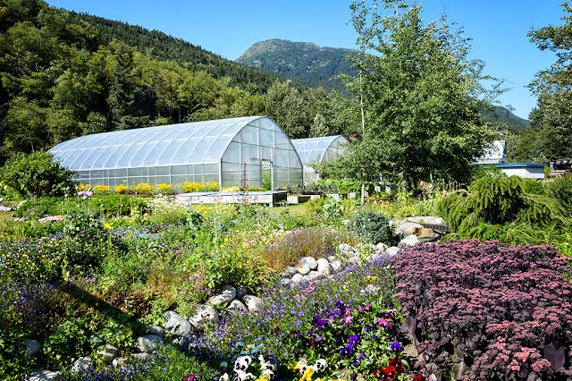 Jewell Gardens - Skagway, Alaska