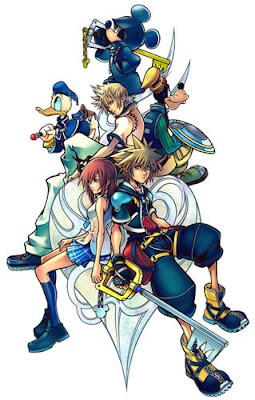 Kingdom Hearts para 3DS