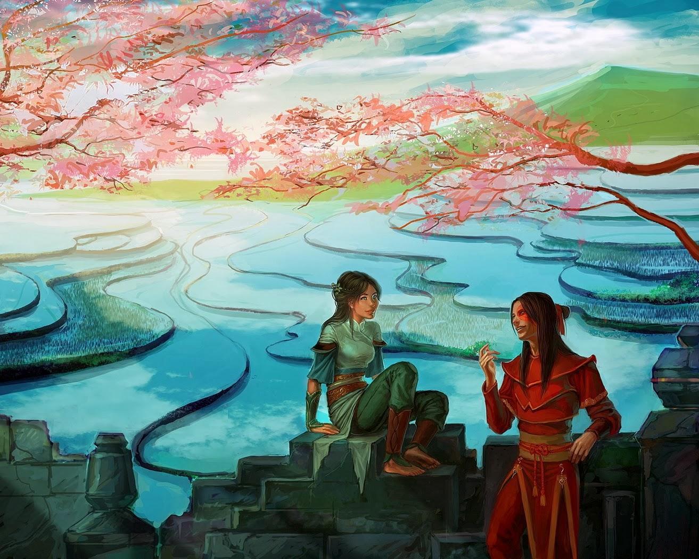 Asian-love-couple-beautiful-pair-painting-download.jpg