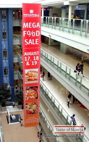 SM Mega Food Sale