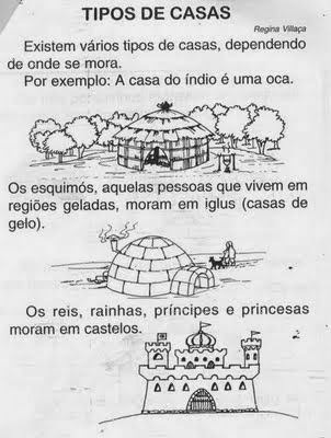 Tipos de Casas - Modelos de Casas - Tipos de Moradia