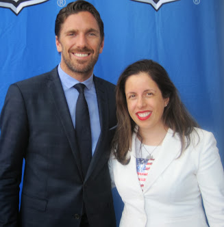 Something New (and also New York) Henrik Lundqvist