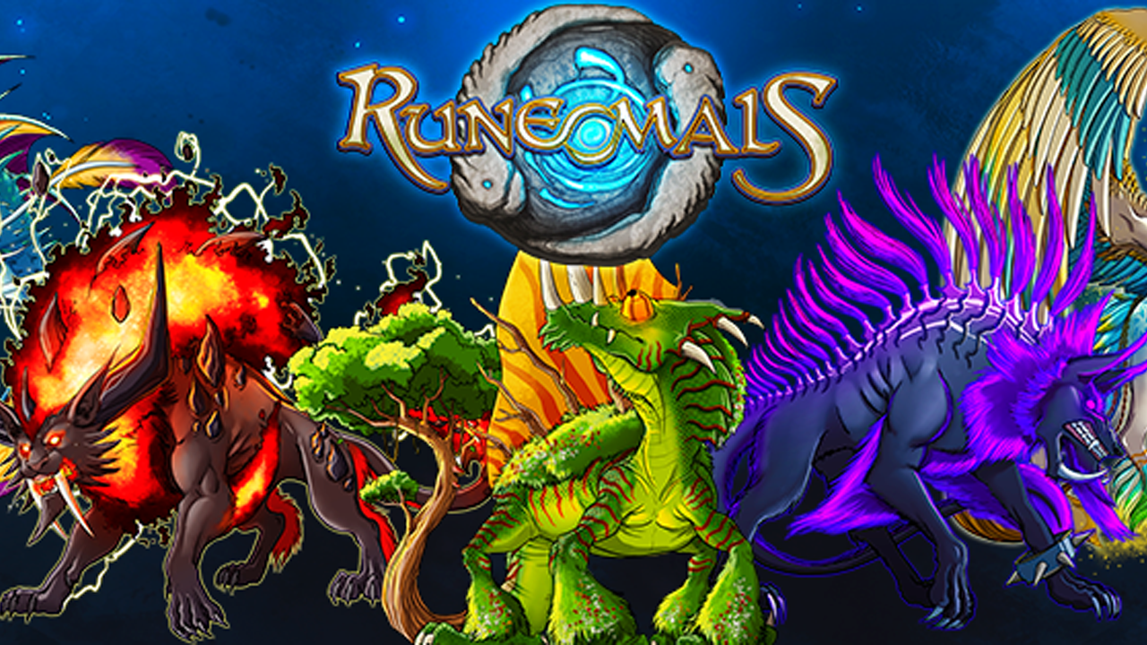Runemals Gameplay IOS / Android