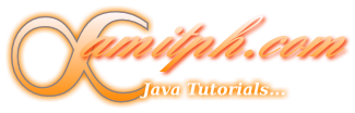 amitph.com > Java Tutorials