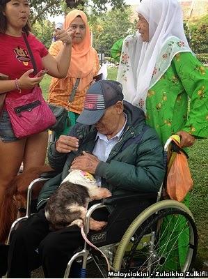Luahan Hati Dan Permohonan Maaf Dari Ustaz Yang Memberi Tazkirah Semasa Program Sentuh Anjing