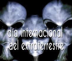 dia internacional del extraterrestre