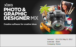 Xara Photo & Graphic Designer MX