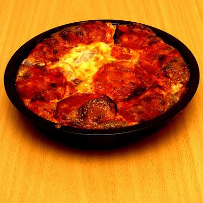 Omelette and Frittata Recipes Chorizo+quiche