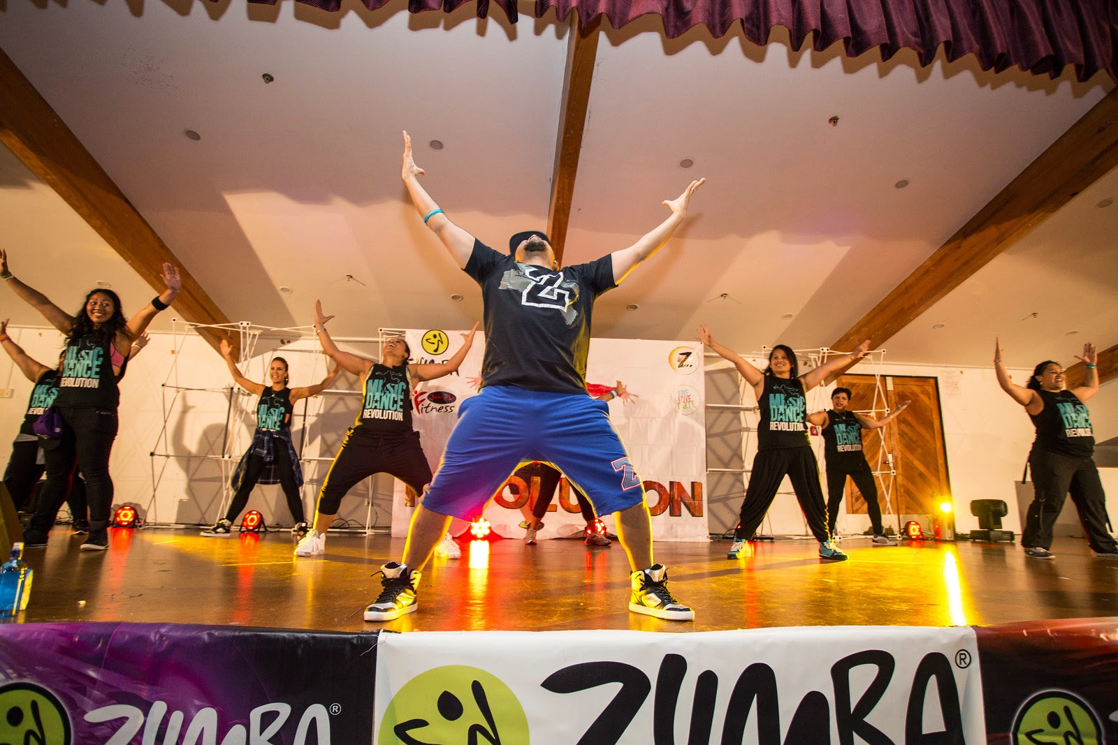 The Prince Revolution Zumba Event