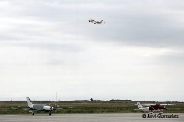 aeropuerto Alguaire, Lleida,
