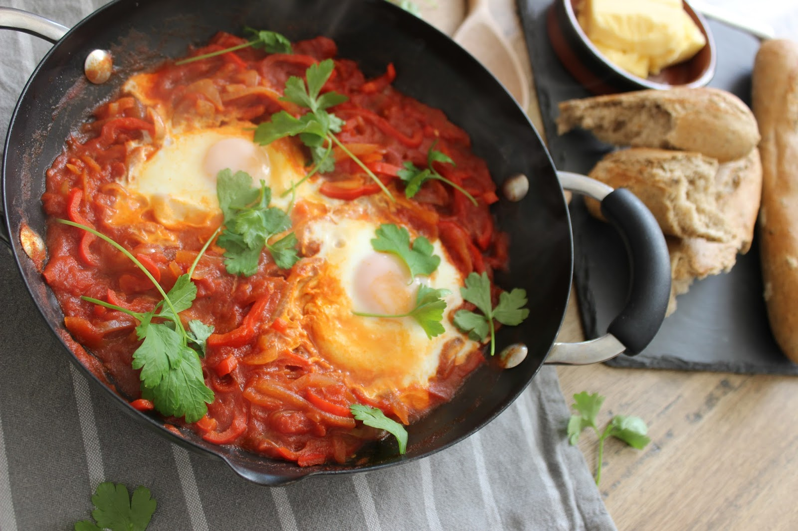 easy eggs brunch