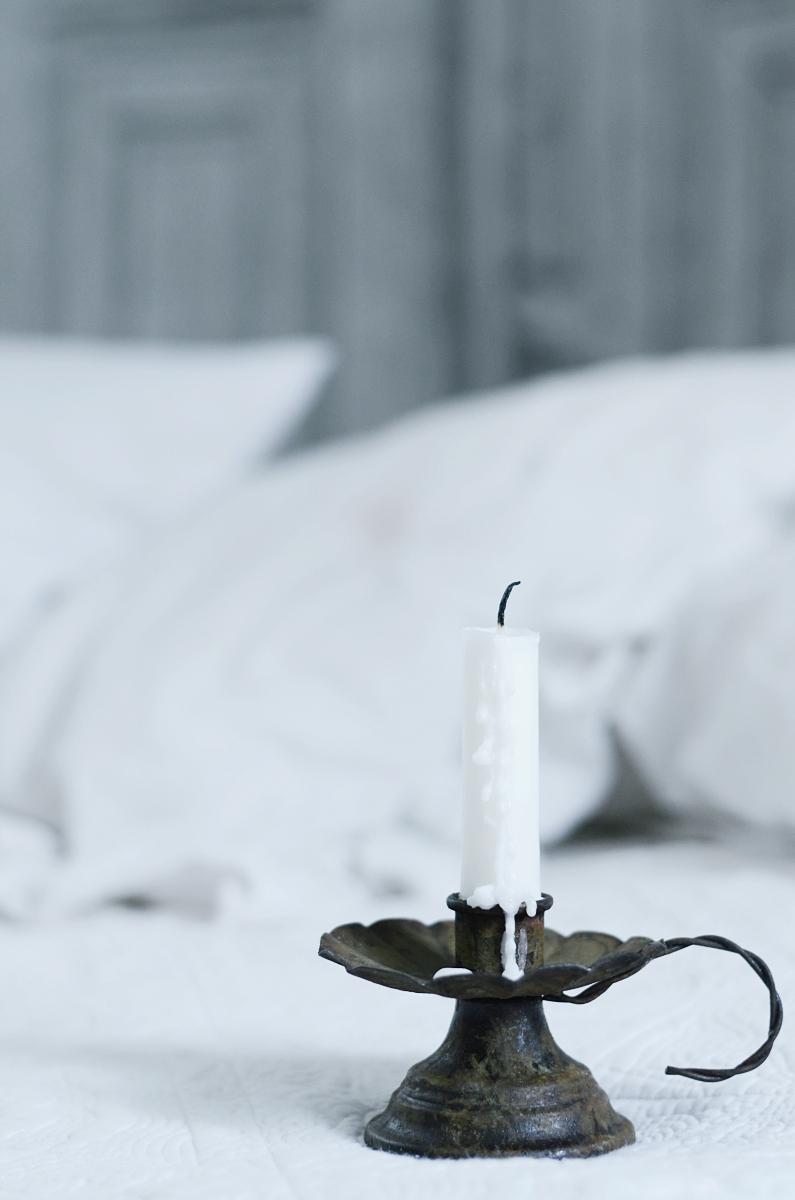 Gatubacken, step inside sweden, ljushållare, jul