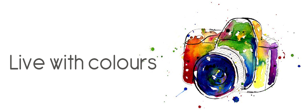 Live with colours