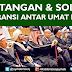 HABIB MUHAMMAD RIZIEQ SYIHAB : TANTANGAN & SOLUSI TOLERANSI ANTAR UMAT ISLAM