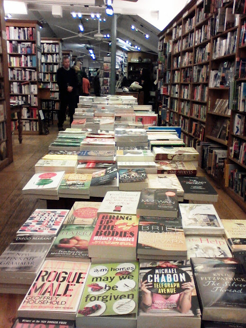 Toppings Bookshop, Bath