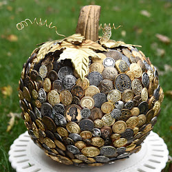 Click below for my Button Pumpkin