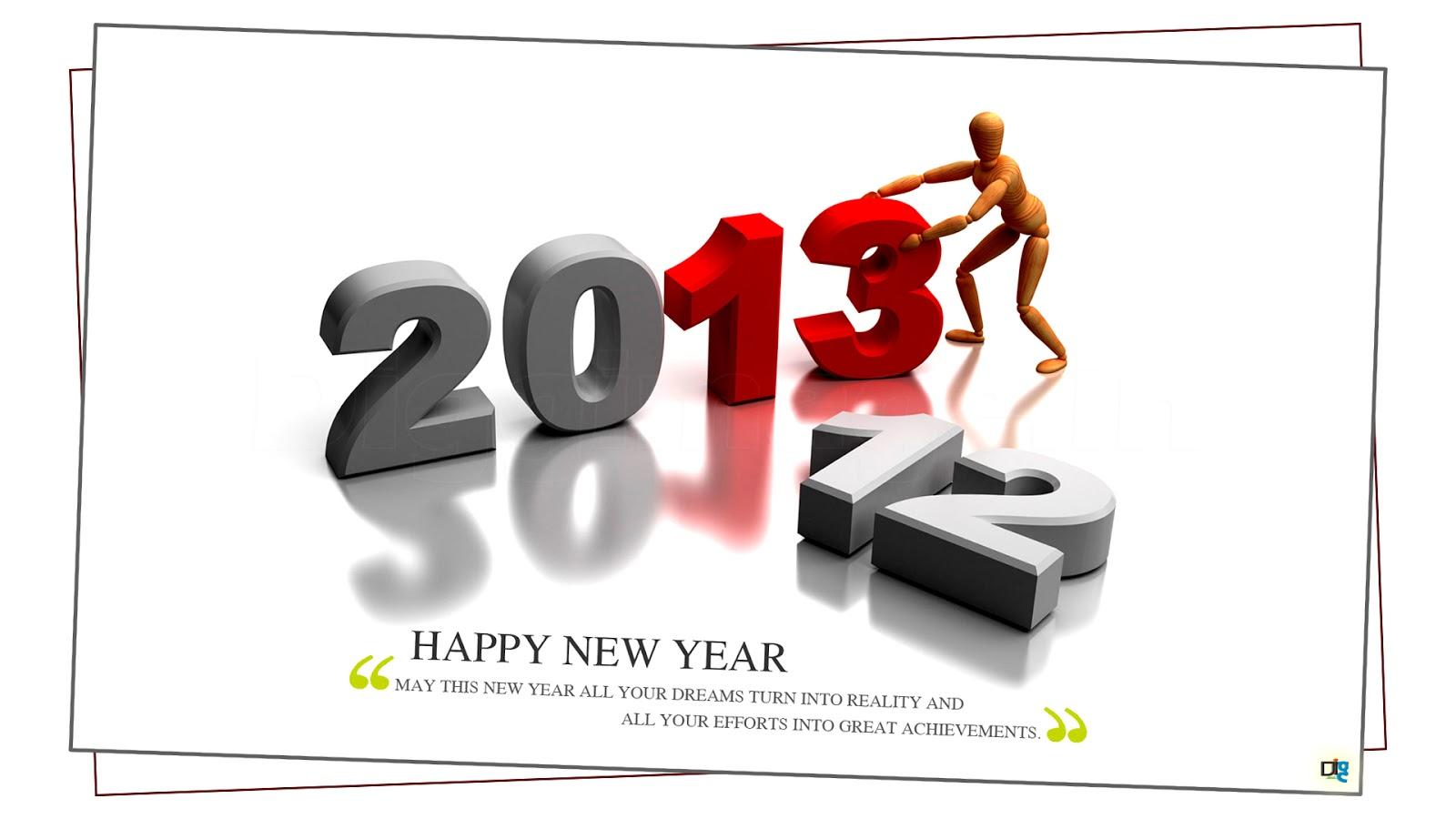 amitava.surosree: hd happy new year 2013 wallpaper - vol - 5