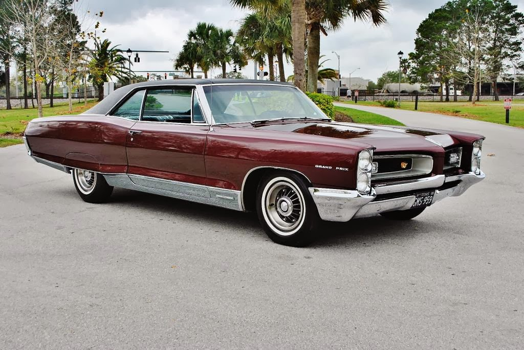 daily turismo 20k 8 lug 2 doors 1966 pontiac grand prix. Black Bedroom Furniture Sets. Home Design Ideas