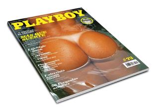 Revista Playboy Argentina Janeiro 2012