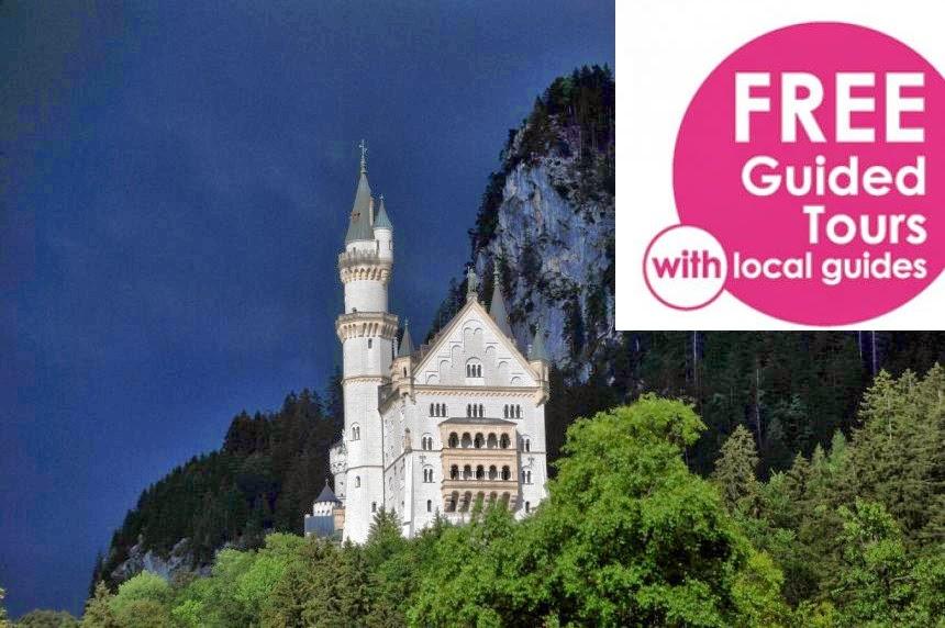 Free Castle Tours