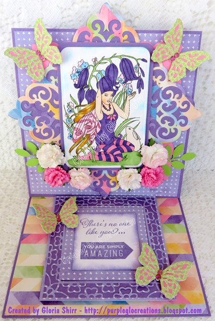 Featured Card Scrapbook Blessings Club