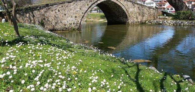 Κιουπρί - Βυζαντινή γέφυρα