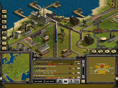 Railroad Tycoon 3 Screenshots 2