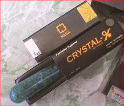 manfaat crystal x untuk kesuburan