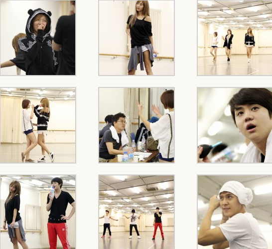Practices like a boss - b2st beast dujun hyunseung junhyung kikwang you - chapter image
