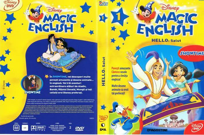 Disney Magic English скачать