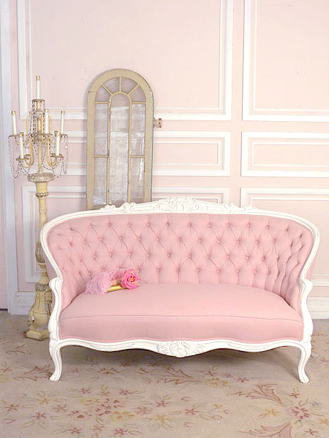 The French Cupboard Voila The French Settee