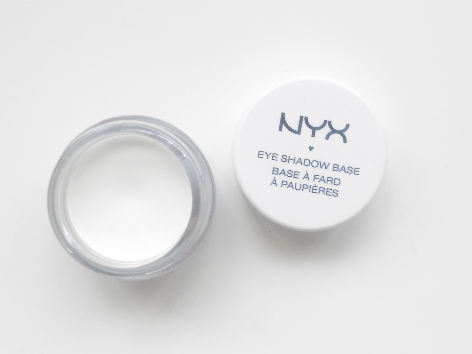 nyx eyeshadow base primer review