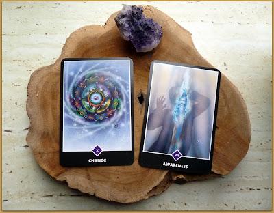 Osho Zen Tarot Change Awereness
