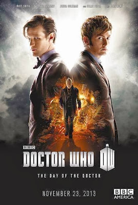 Doctor Who The Day of the Doctor (in 3D, on the movie screen!)
